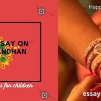 Raksha Bandhan Essay