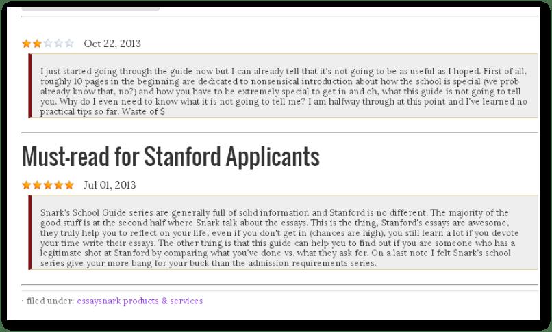 Stanford essays that worked mistyhamel