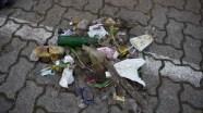 Wir hoffen in der Zukunft weniger weggeworfenen Müll aus dem Stückchen sammeln zu müssen