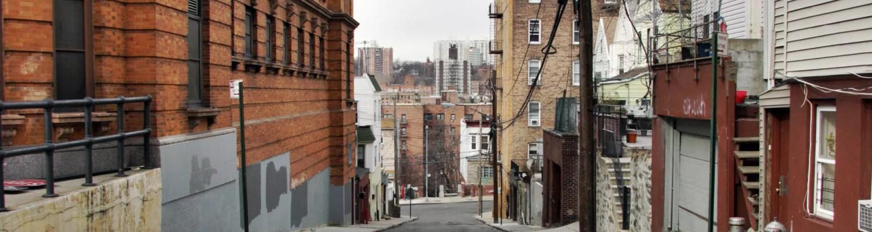 Streets of Bronx, NY