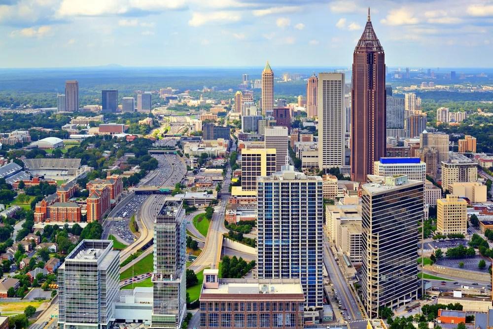 Best Atlanta Neighborhoods for Families via @extraspace