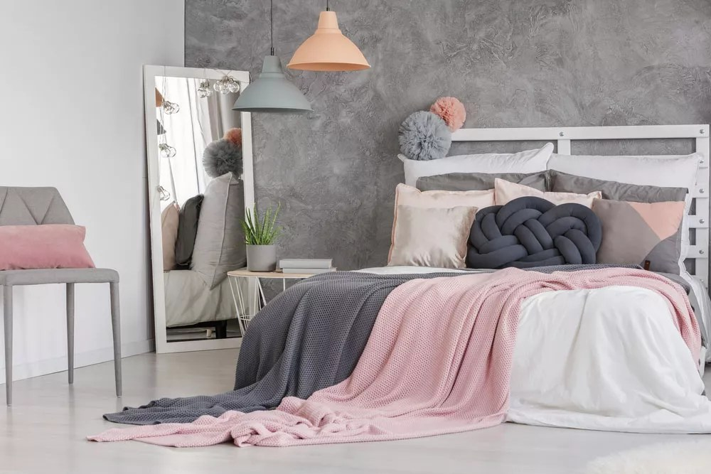 How to Make a Small Bedroom Seem Larger: Tips \u0026 Tricks. Small Bedroom Ideas for Organizing ... & Small Bedroom Ideas: How to Decorate Organize \u0026 Get More Space