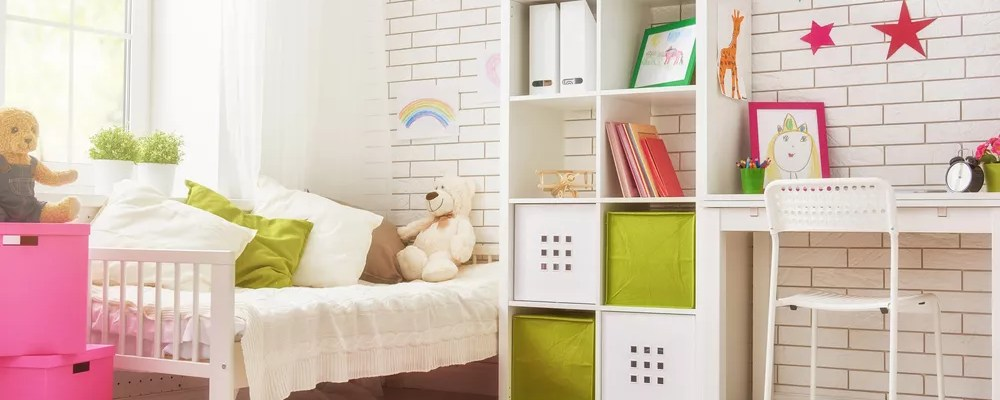 Small Kids Room Ideas: How to Organize & Get More Space | Extra ...