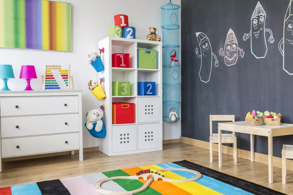 Kids Room Storage U0026 Organization Ideas For Toys, Clothes, U0026 More!   Extra  Space Storage