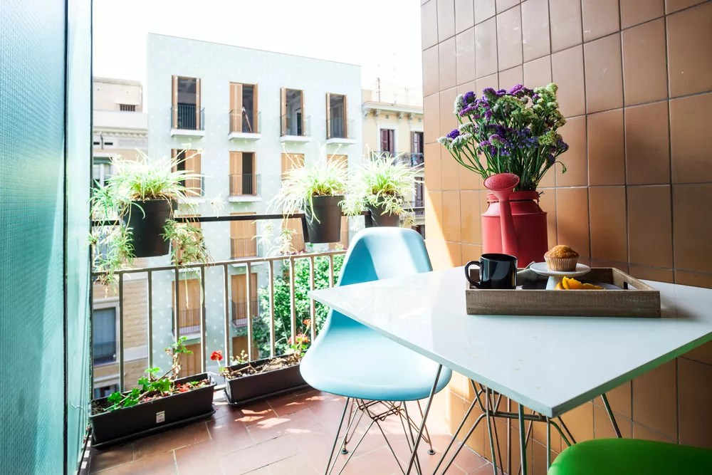How to Create an Outdoor Living Space in a Small Backyard ... on Small Backyard Living Spaces  id=61428