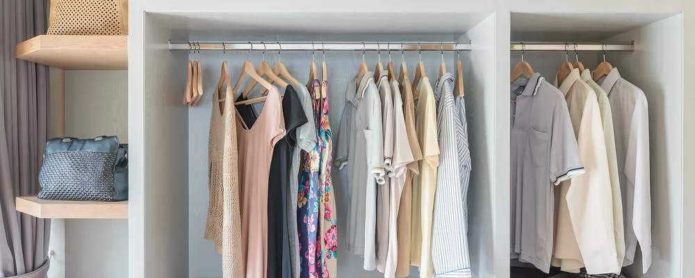 hacks genius double that in organization closet will space the