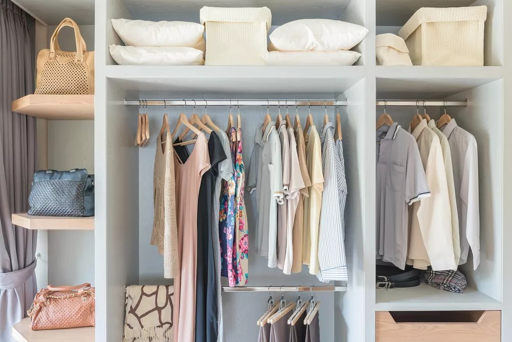 Closet Organization Ideas U0026 Storage Tips (Including DIY Hacks!)