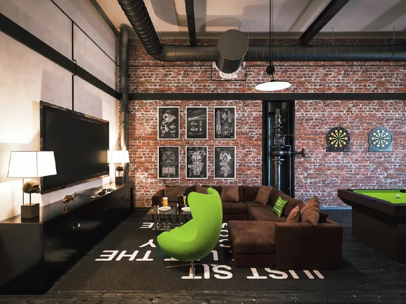 Create An Awesome Home Game Room With These 26 Ideas Extra