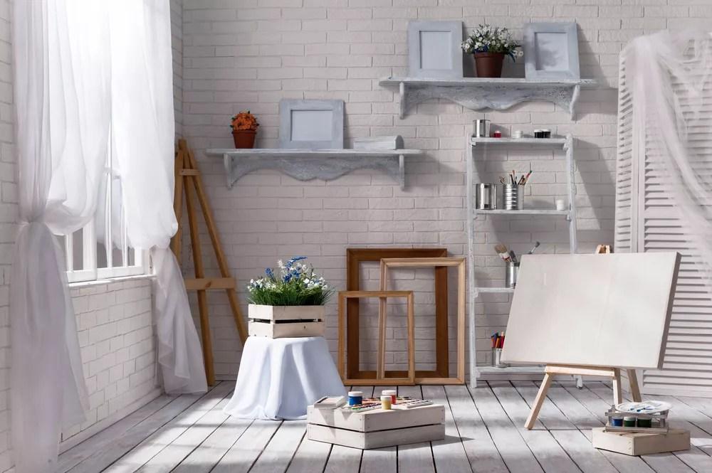 20 Creative Home Art Studio Ideas for a Spare Room