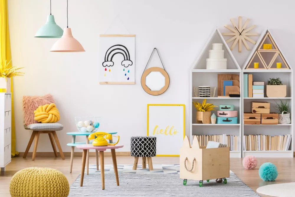 make living room spacious using simple and smart tricks where can interior designers work 21 Playroom Design Ideas Your Kids Will Love