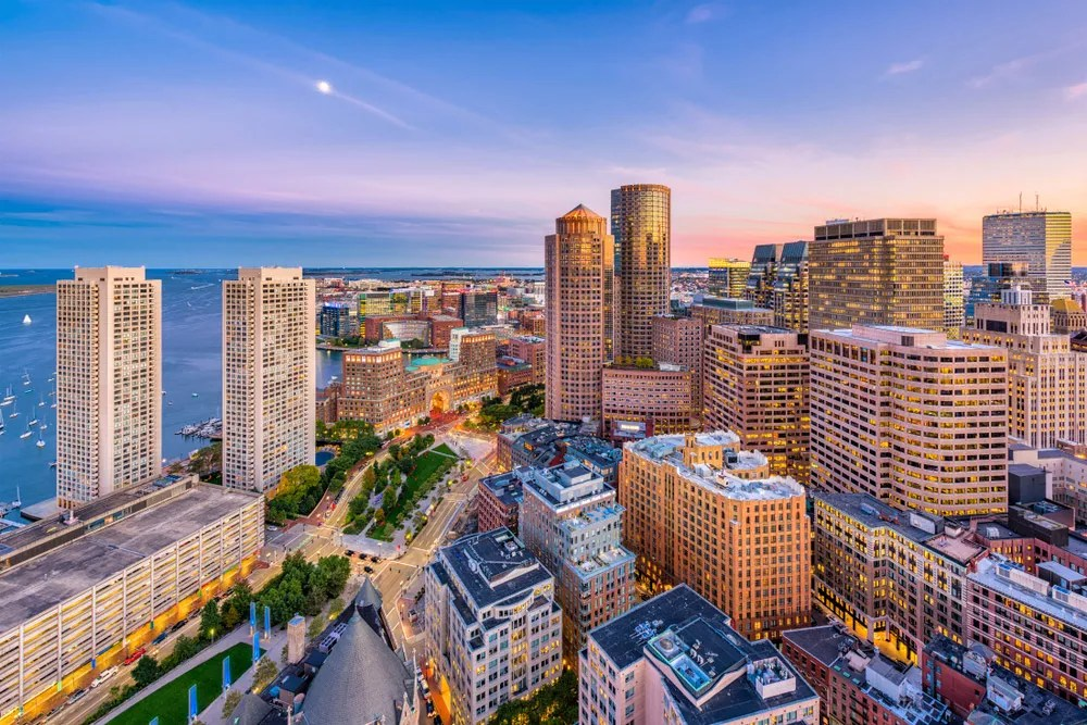 Best places to live in boston for singles