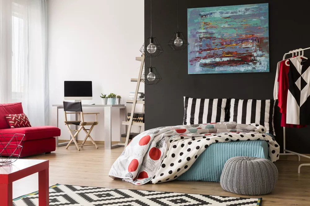 How to Design a Studio Apartment via @extraspace