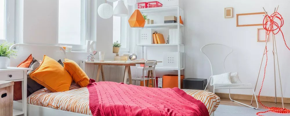 25 stylish functional dorm room decor ideas extra space storage
