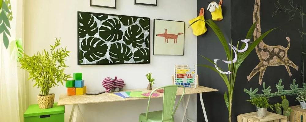 20 Cute Kids Study Room Ideas | Extra Space Storage