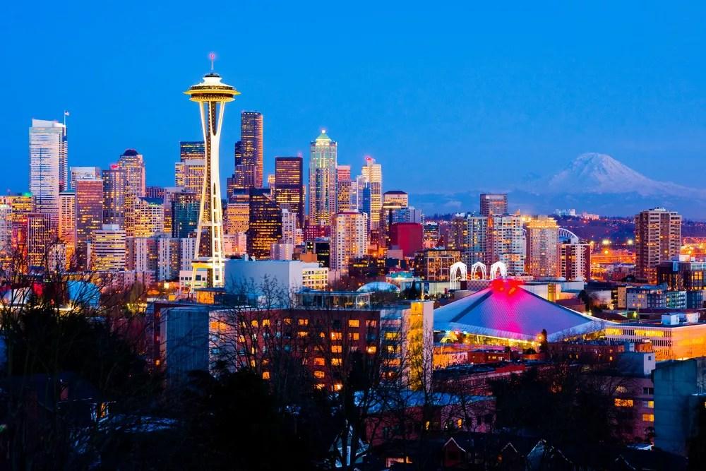 Seattle singles scene