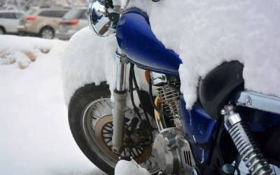 Vehicle Winterization Tips: How to Winterize a Motorcycle