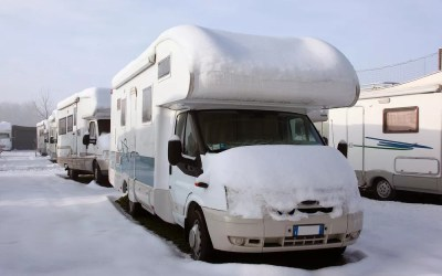 Vehicle Winterization Tips: How to Winterize an RV