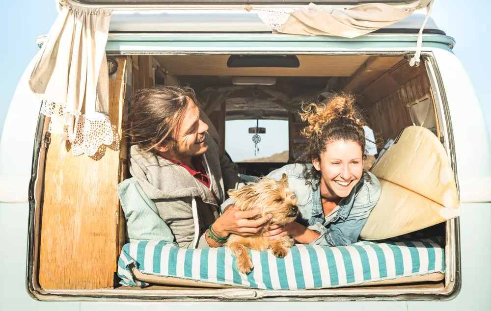 Is Van Life Right for You? 16 Questions to Help You Decide via @extraspace