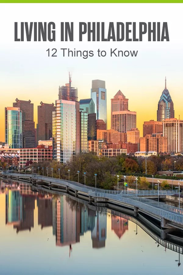 Thinking about living in Philadelphia? Pennsylvania's largest city offers a growing job market, budget-friendly housing, excellent walkability, incredible culture, world-famous cheesesteaks, and more. Here are 12 things you should know before moving to Philadelphia! via @extraspace