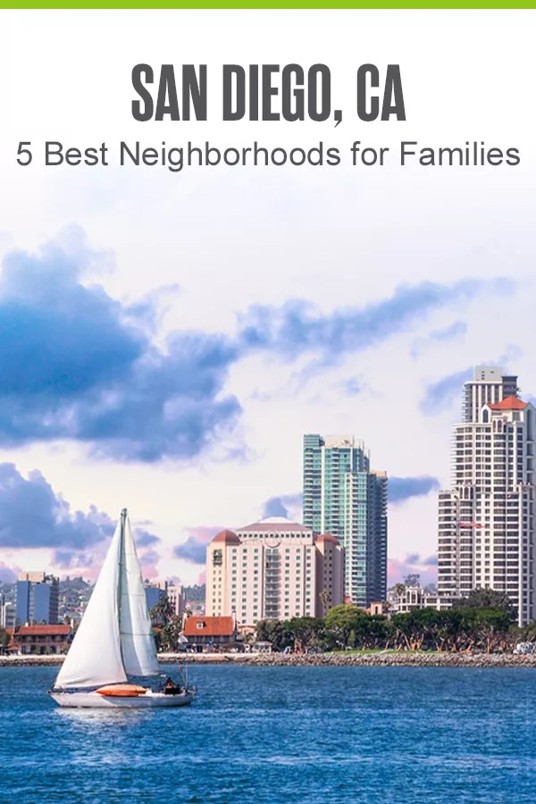Moving to San Diego with your family? This California coastal city is a great place to raise kids and offers several family-friendly neighborhoods with good schools, plenty of parks, and a variety of fun activities. Here are the five best neighborhoods for families in San Diego! via @extraspace
