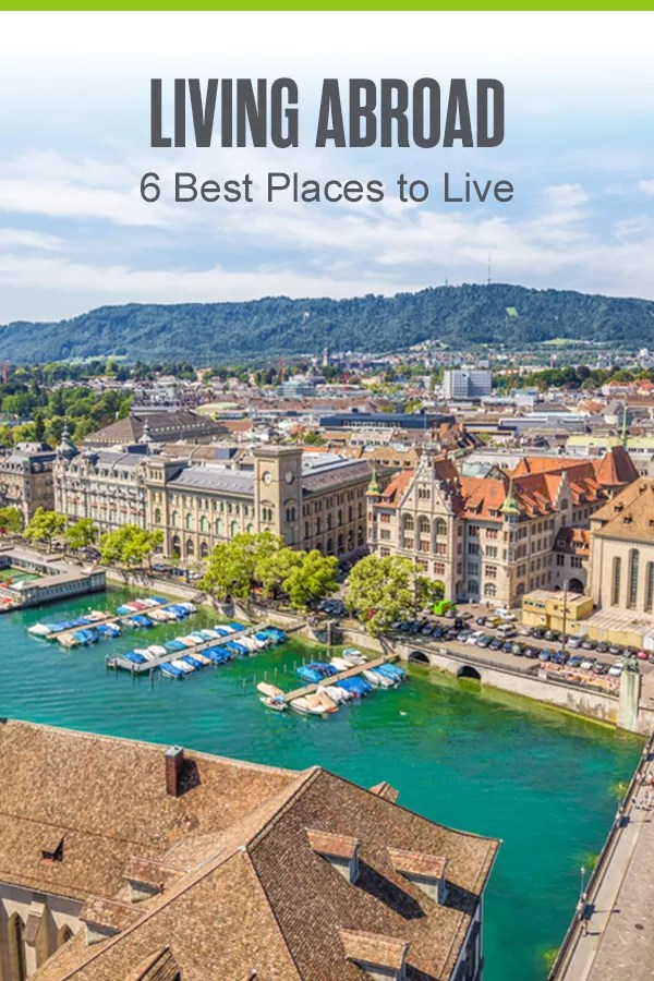 Thinking about living abroad but don't know where to move? Whether you're looking for places with highly-rated education, job opportunities in top industries, good public transportation, or tons of things to do, these six countries are some of the top places to live in the world! via @extraspace