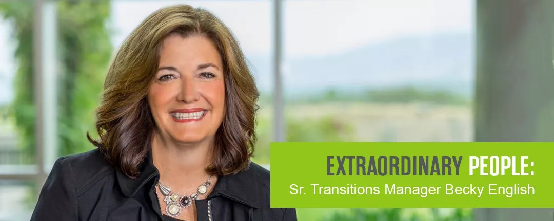 Extraordinary People: Becky English Talks Taking Control & Being Reliable via @extraspace