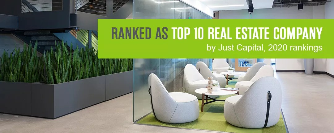 Extra Space Storage Recognized as a Top Real Estate Company in JUST Capital's 2020 Rankings via @extraspace