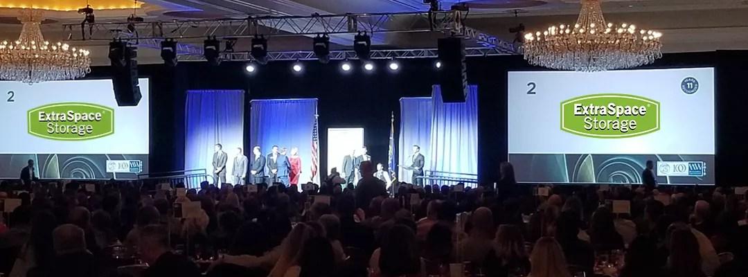 Utah 100 Award Event
