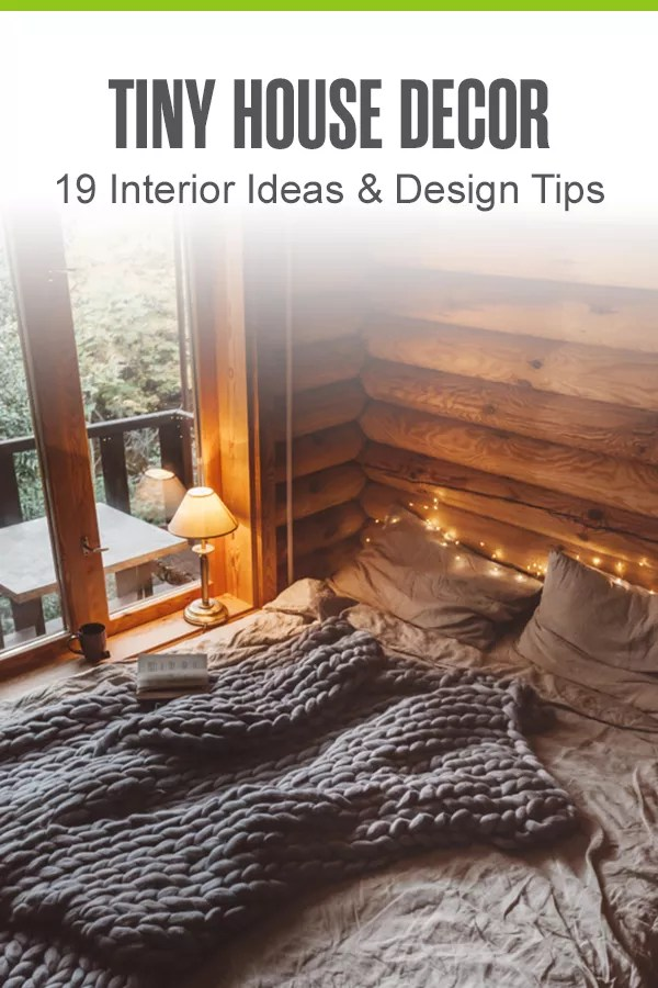 Looking for design inspiration for your tiny home? From layout ideas to clever storage hacks, these unique decorating tips can make your tiny home one-of-a-kind! via @extraspace