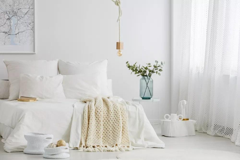 14 Minimalist Bedroom Design Ideas Extra Space Storage