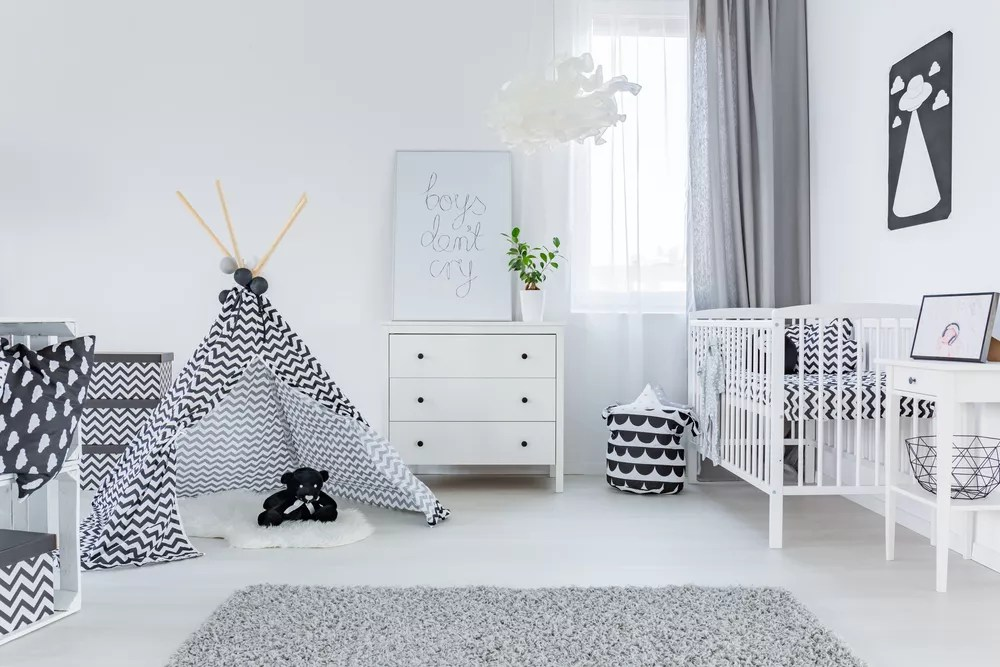 19 Creative Ideas For Baby Room Storage | Extra Space Storage