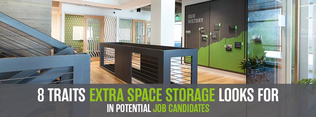 Featured Image: 8 Traits Extra Space Storage Looks for in Potential Job Candidates