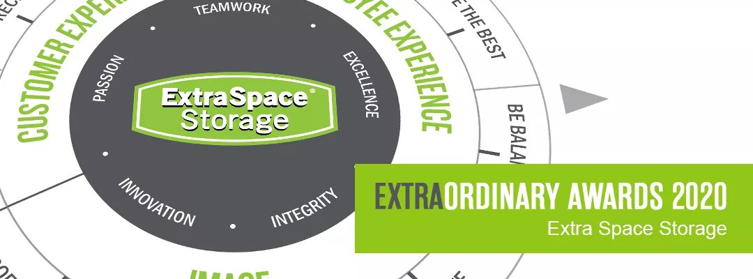 Featured Image: Extra Space Storage: EXTRAordinary Awards 2020