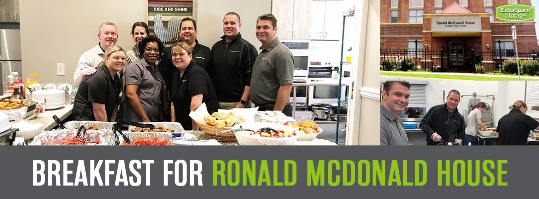 Featured Image: Breakfast for Ronald McDonald House