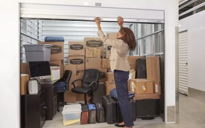 How Self Storage Can Help Small Businesses