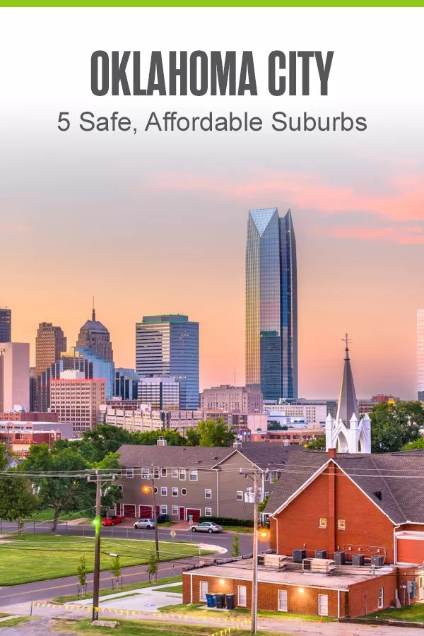 Moving to OKC? These 5 Oklahoma City suburbs offer affordable housing, low crime rates, and plenty of things to do with close proximity to Oklahoma's capital city! via @extraspace