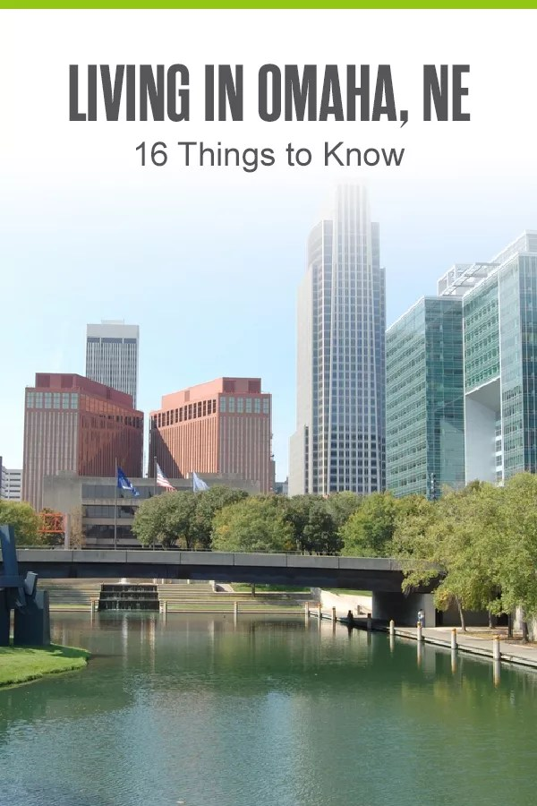 With a low cost of living, great job opportunities, and  fun things to do, Nebraska's largest city has a lot to offer. Check out these 16 things to know about living in Omaha! via @extraspace
