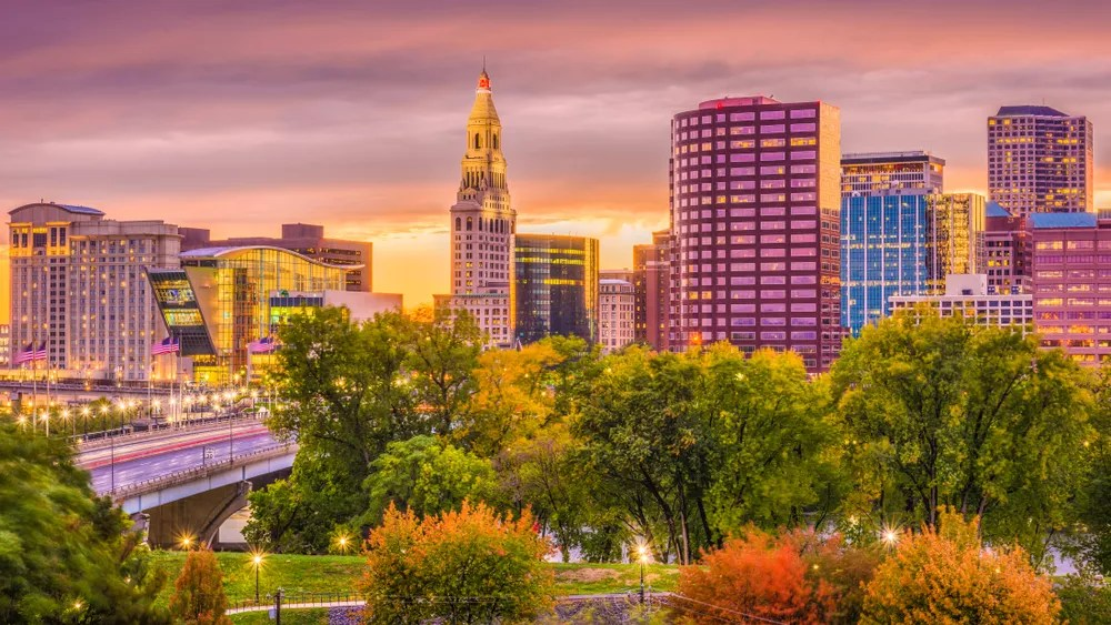 Most Affordable Cities in Connecticut via @extraspace