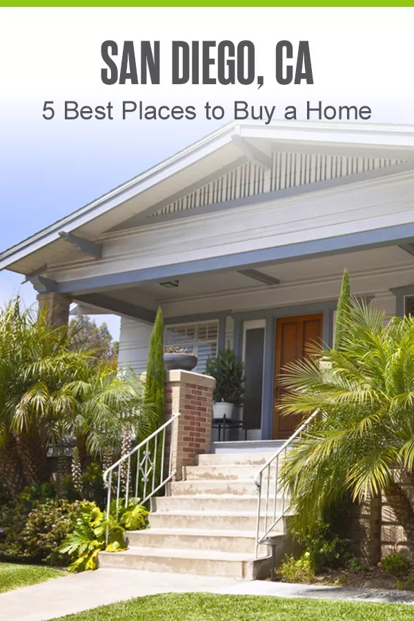 Moving to San Diego? California's second largest city has gorgeous beaches, plenty of things to do, and amazing year-round weather. Check out these five San Diego neighborhoods for buying a home! via @extraspace