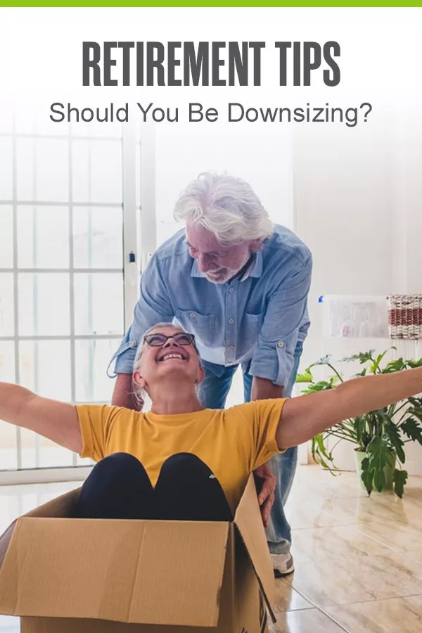 Thinking about downsizing your home in retirement? From weighing your housing options to creating a relocation strategy, here are the pros and cons of retirement downsizing! via @extraspace