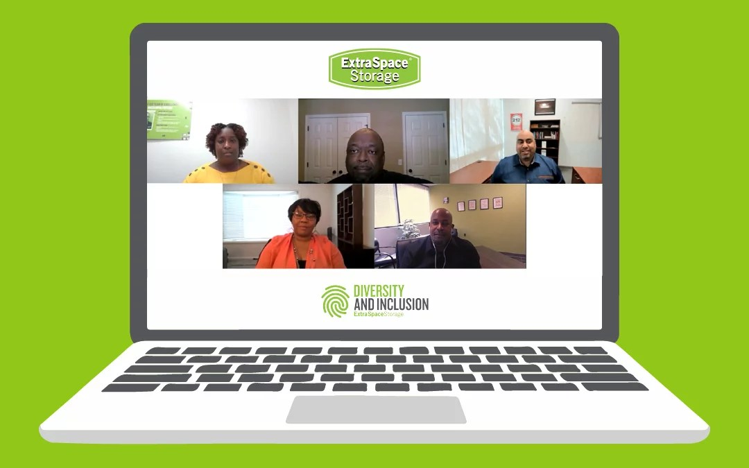 Featured Image: Extra Space Storage: Diversity & Inclusion: Black History Month Roundtable