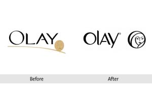 Olay Re-brand