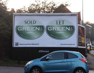 Estate Agent Green