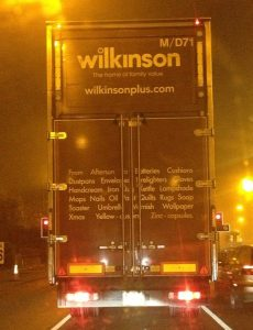 Wilkinson-truck-typography