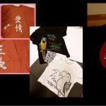 【Tシャツ・作業着へ手書きイラストデザイン作成】文化祭・ダンス