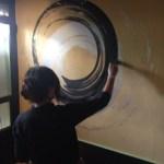 【店舗壁画・黒板イラスト】@神田
