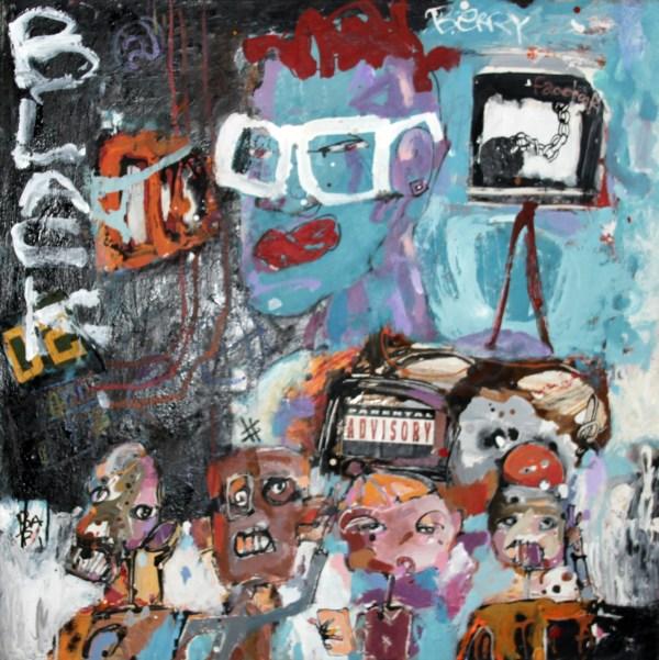 Vincent M'Bandeve // Blackberry