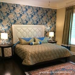 Potomac-Maryland-Interior-Designer-Shiva-Rostami-Guest-bedroom-Great-Falls-Va-custom-bedding