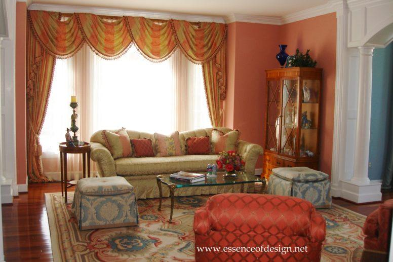 Potomac-Maryland-interior-designer-Shiva-Rostami-ballroom-living-room-grand-residence-McLean-VA