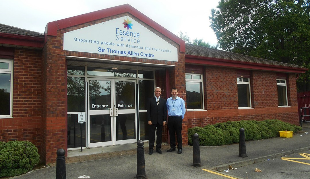 Our Dementia Friendly Essence Building Receives Gold Award